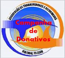 Campanha de Donativos